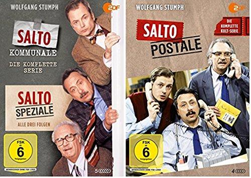 Salto Kommunale / Salto Speziale + Salto Postale