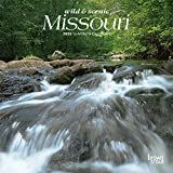Missouri Wild & Scenic 2020 7 x 7 Inch Monthly Mini Wall Calendar, USA United States of America Midwest State Nature