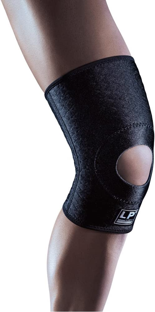 LP 送料無料/新品 SUPPORT 708CA 人気急上昇 Extreme Knee - Breat Compression Support Sleeve