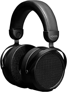 HIFIMAN HE400i 2020 Version Full-Size Over-Ear Planar Magnetic Professional Headphones with Enhanced Headband, 3.5mm Conne...
