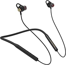 Efforts Bluetooth Neckband Headphones Wireless in-Ear Earbuds with Sports Mode Bass Boost Feature, 12mm Drivers, Sweat Res...