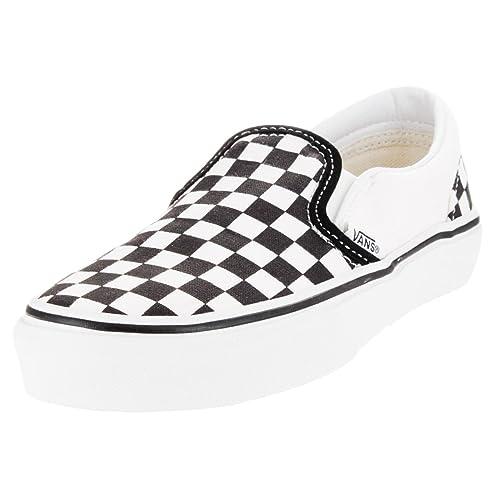 6e4c33f38f Vans Classic Slip-on (Little Big Kid)