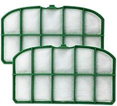 Blusea Vacuum Cleaner Filter Spare Parts Compatible with Vorwerk VK200
