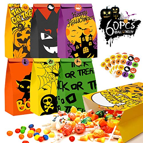 """""""You've Been Booed"""" Treat Bags (60 bags with stickers)"""