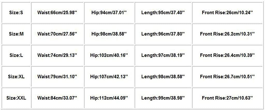 F/_Gotal Womens High Waisted Skinny Destroyed Ripped Denim Pants Stretch Pencil Jeans Jeggings Sweatpants with Hole