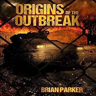 Origins of the Outbreak audiobook cover art