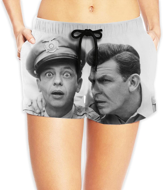 Baulerd The Brand Cheap Sale Venue Andy Griffith Show Beach Shorts Swimwear Trunk 40% OFF Cheap Sale Women