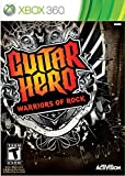 Guitar Hero: Warriors of Rock Stand-Alone Software - Xbox 360 (Renewed)