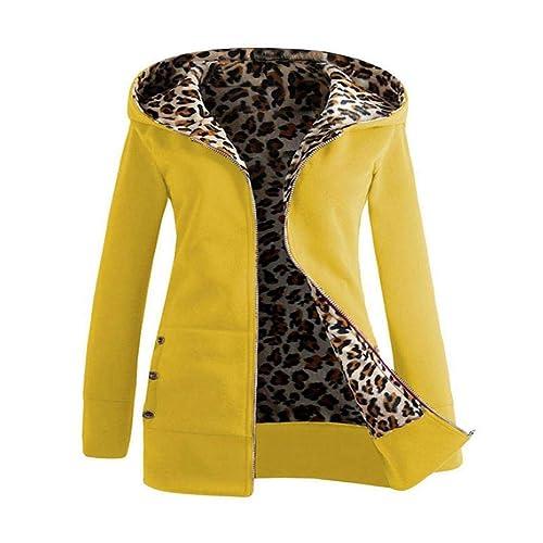 Sudadera para mujer moda Otoño manga larga,Sonnena Moda Sudadera suelta que hace punto irregular de las mujeres Jersey blusa larga tops casual color cálido para Otoño