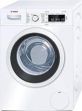 Bosch WAW28500 Serie 8 Waschmaschine Frontlader / A / 152 kWh/Jahr / 1400 UpM / 9 kg / Weiß / Fleckenautomatik / Trommelreinigung mit Erinnerungsfunktion