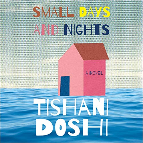 Small Days and Nights audiobook cover art
