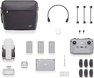 DJI Mini 2 Combo (EU) + Care Refresh - Dron Ultraligero y Portátil, Batería 31 Minutos, Distancia Transmisión 6 Km, Sin Ta...