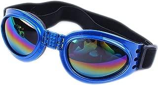 doggo with goggles