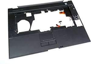 Dell Latitude E6500 Palmrest Touchpad Assembly with Contactless Smart Card Reader - C968P