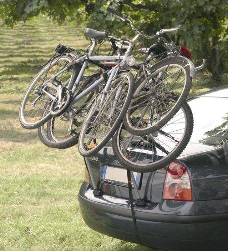 MENABO Heckträger Fahrradträger MAIN Professionell für 3 Räder Alulook 876649972-1178709490646
