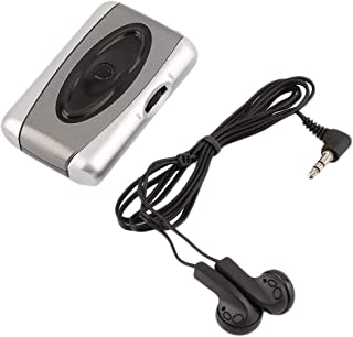 Gaoominy RJ11 Adaptador Anillo de telefono Ruidoso Amplificador de Flash Timbre para Telefono Fijo