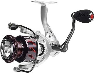 KastKing Spartacus II Fishing Reel - New Spinning Reel – Sealed Carbon Fiber 22LBs Max Drag - 7+1 Stainless BB for Saltwat...