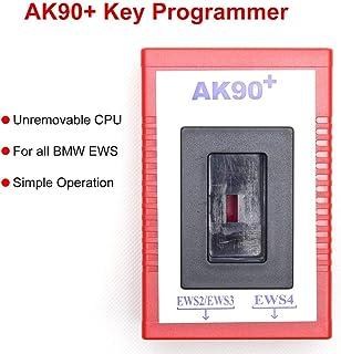 1995-2009マッチツールOBD2 OBD 2スキャナ車修理からBMW EWS CAS用AK90 +オートキープログラマーバージョンV3.19診断