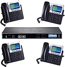 $1449 » Sponsored Ad - Grandstream Bundle IP PBX UCM6510 and 4 IP Phones GXP2140