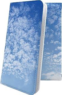 Galaxy Active neo SC-01H ケース 手帳型 空 そら 雲 くも 星 星柄 星空 宇宙 夜空 星型 ギャラクシー アクティブ ネオ 手帳型ケース ハワイアン ハワイ 夏 海 SC01H Galaxyneo 風景 10084-...