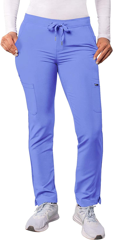Adar Los Fixed price for sale Angeles Mall Addition Scrubs for Women - Drawstring Scr Skinny Cargo Leg