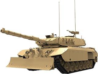 モンモデル 1/35 カナダ軍 主力戦車 レオパルトC2 メクサス ドーザーブレード プラモデル MTS041