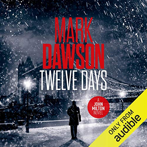 Twelve Days audiobook cover art