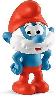 Schleich Papa Smurf Toy