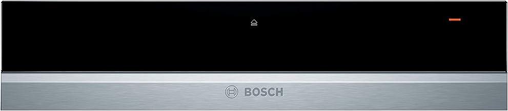 Tiroir chauffe plat Bosch BIC630NS1 - Noir et Inox