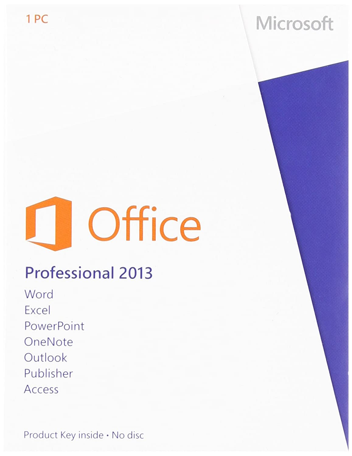OLD VERSION Office Professional 2013 Sacramento Mall Key 1PC Card Shipping included 1User