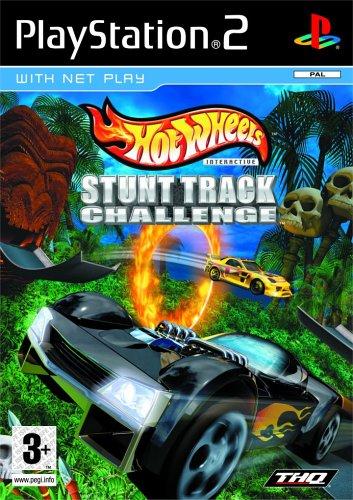 Hot Wheels Stunt Track Challenge (PS2) [PlayStation2]