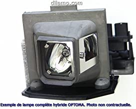 Theme-S HD806 Optoma Projector Lamp Replacement. Projector Lamp Assembly with Genuine Original Philips UHP Bulb Inside.
