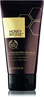 The Body Shop Honey Bronze Bronzing Body BB Cream, 5 Fl Oz