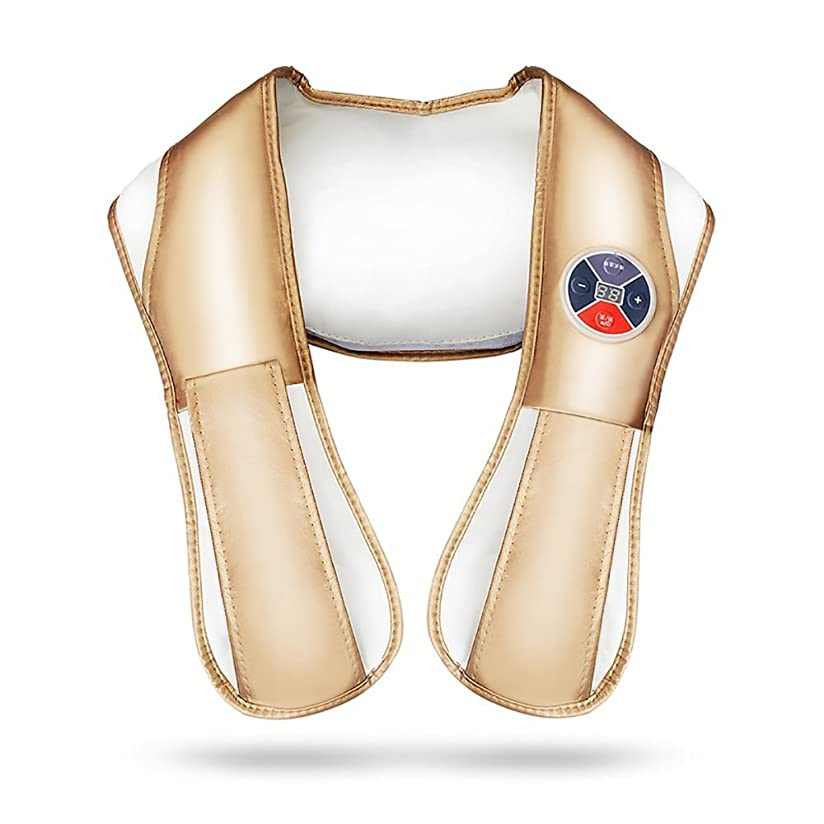 従事した格差公式首のマッサージャー - 体の痛みを和らげるための肩/首/背中のためのインテリジェントな多機能マッサージ