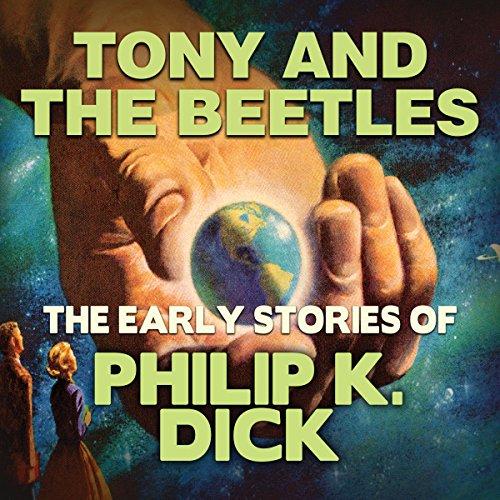 Tony and the Beetles copertina