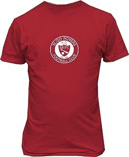 TJSPORTS Sligo Rovers Football Club Ireland T Shirt Soccer