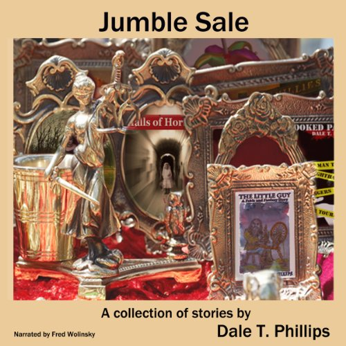 Jumble Sale audiobook cover art