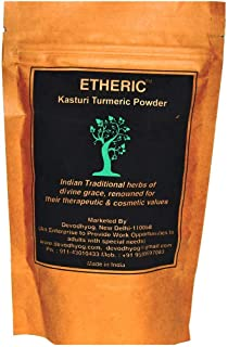 Etheric Wild Kasturi Turmeric Powder (150 Grams)
