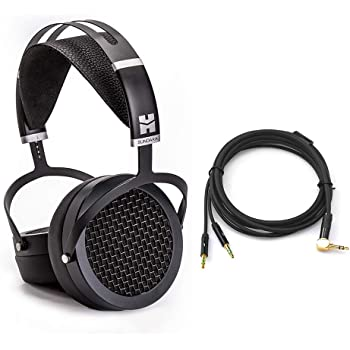 HIFIMAN Sundara Hi-Fi Headphone with 3.5mm Connector Cable for Audiophiles, Planar Magnetic, Comfortable Fit- Extended Manufacturer's Warranty