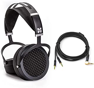 HIFIMAN Sundara Hi-Fi Headphone with 3.5mm Connector Cable for Audiophiles, Planar Magnetic, Comfortable Fit- Extended Man...
