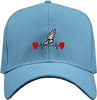 Baseball Cap Sports Lifeline Winged Shoe Embroidery Dad Hats for Men & Women