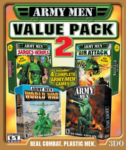 Army Men Value Pack 2 - PC