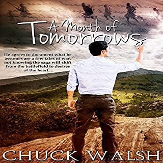 A Month of Tomorrows audiobook cover art