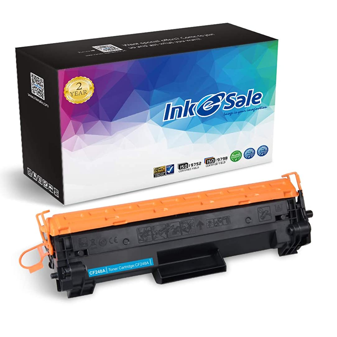 INK E-SALE Compatible Toner Cartridge Replacement for HP 48A CF248A M28w M15w (Black, 1-Pack),for use with HP Laserjet Pro M15w M15a M16a M16w HP Laserjet Pro MFP M28w M28a M29w M29a Printer Ink