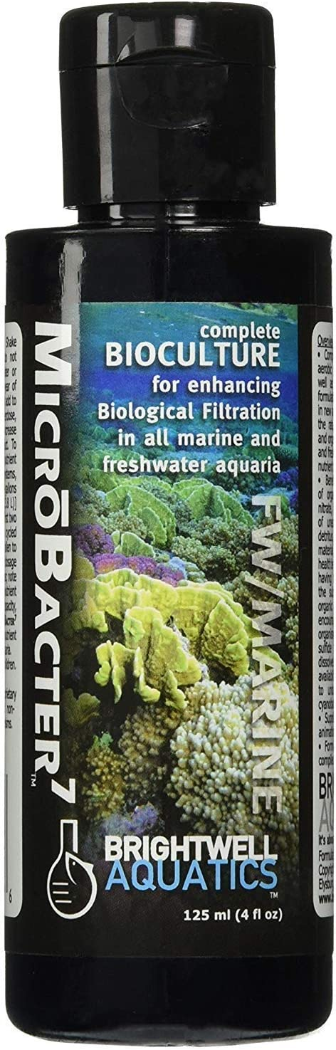 MicroBacter7 - Bacteria Max 85% OFF Water Conditioner for Fish New product! New type Aqu Tank or