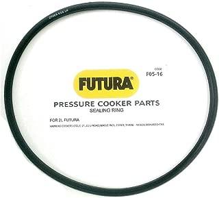 Futura by Hawkins F05-16 Gasket Sealing Ring for 2-Liter Pressure Cooker, Black