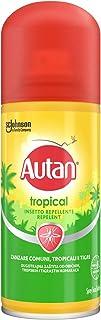 Autan - Tropical spray seco, repelente de mosquitos (comunes
