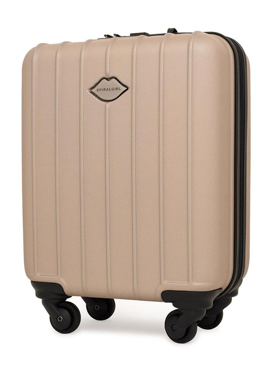 疑問に思う北世紀[スパイラルガール] スーツケース 機内持込可 29L 45cm 2.6kg 7602001