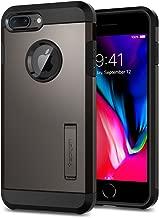 Spigen Tough Armor [2nd Generation] Designed for Apple iPhone 8 Plus Case (2017) / Designed for iPhone 7 Plus Case (2016) - Gunmetal