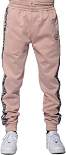 Young and Reckless - Pursuit Track Pants - Rose/Black - - Mens - Bottoms - Trackpants -